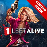 1 Left Alive Game Logo