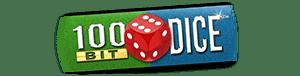 100 Bit Dice Logo