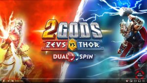 2 Gods Zeus vs Thor video
