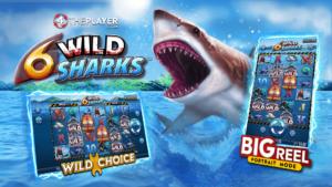 6 Wild Shark Big Reel Portrait Mode