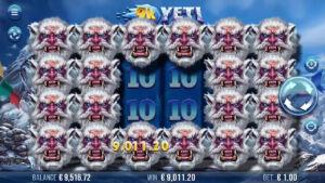 9k Yeti 9,000x win