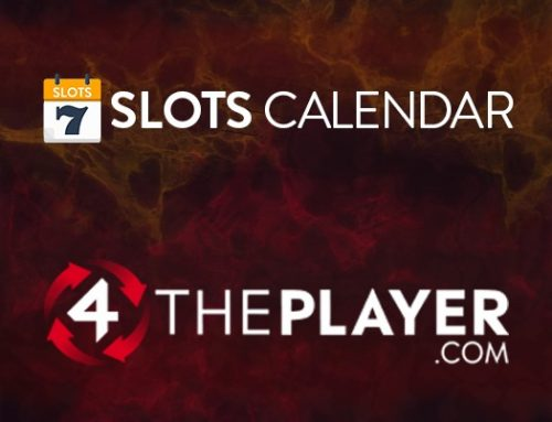 4ThePlayer.com continues affiliate push with Slots Calendar!