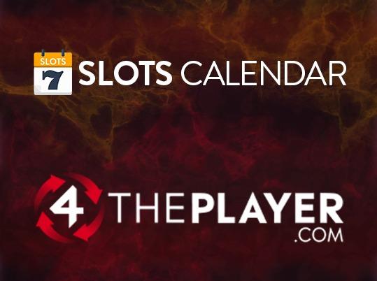 4ThePlayer Slotscalendar