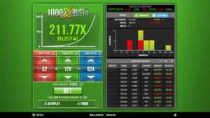 1000X BUSTA RESULT