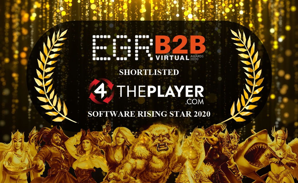 EGR AWARD Shortlisted