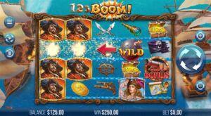 123 BOOM! Explosive Wins & Sliding WILDS