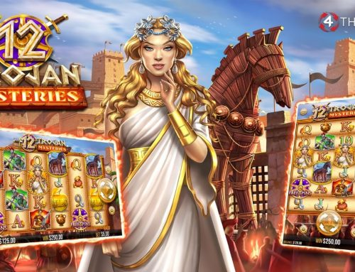 Discover the mysteries of Troy: 12 Trojan Mysteries released today by 4ThePlayer!
