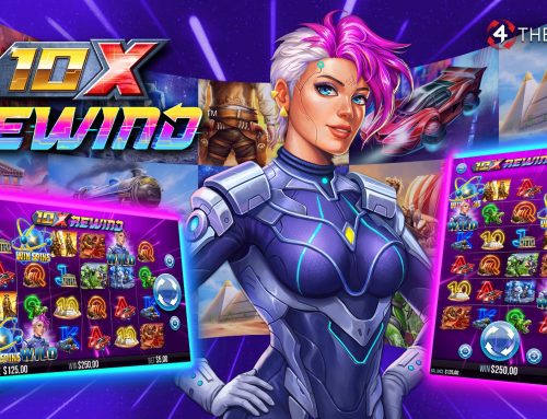 Take An Incredible Journey Through Time In 10x Rewind Released Today By 4ThePlayer.Com
